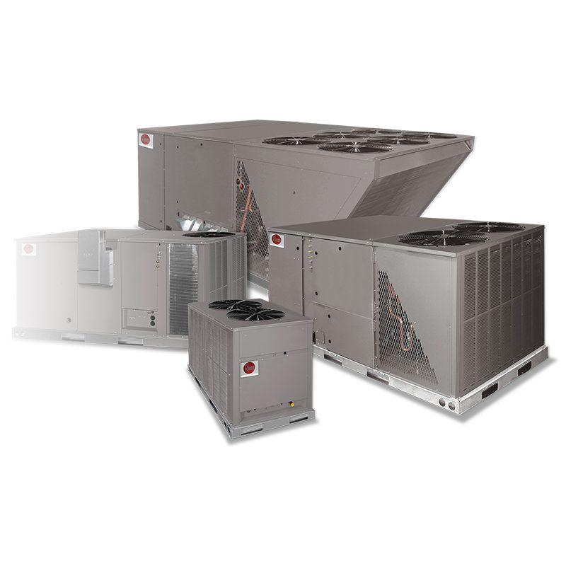 Commercial heating and cooling Units and Rheem Pro Partners, for HVAC repair and HVAC Maintenance Nashville TN