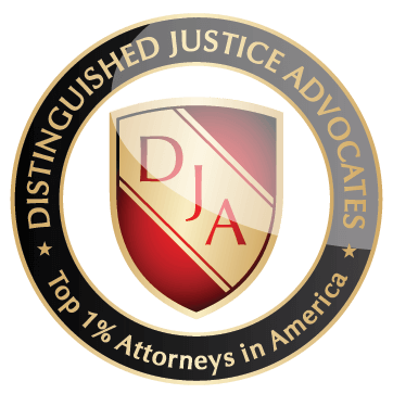 DJA | Distinguished Justice advocates | Top 1% attorneys in America